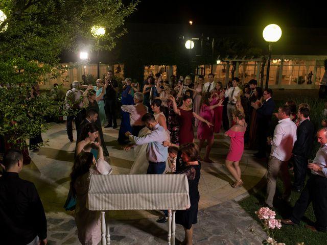 La boda de Kiko y Irene en Guadamur, Toledo 119