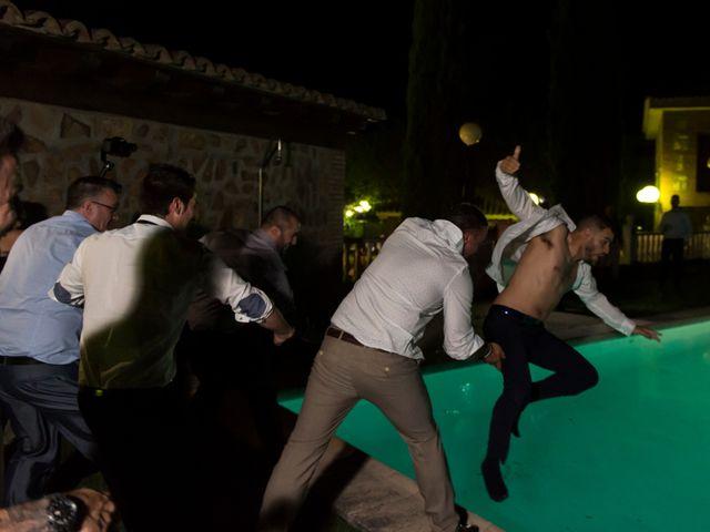La boda de Kiko y Irene en Guadamur, Toledo 120
