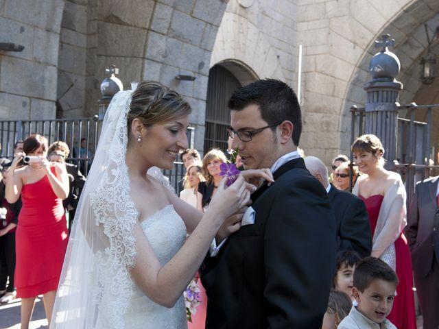 La boda de Pilar y Álvaro en Zaragoza, Zaragoza 4