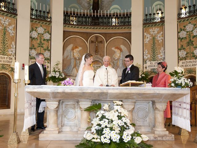 La boda de Pilar y Álvaro en Zaragoza, Zaragoza 5