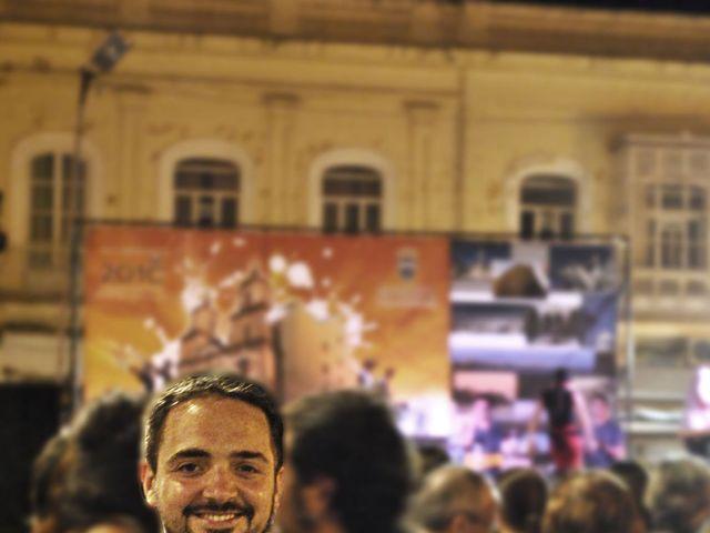 La boda de Ana Maria y Andrea en San Fernando, Cádiz 3
