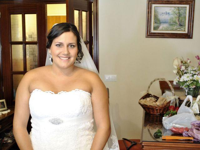 La boda de Ana Maria y Andrea en San Fernando, Cádiz 12