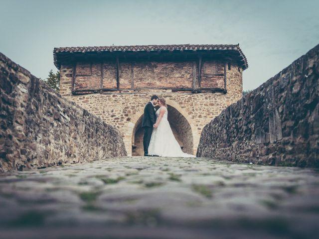 La boda de Jon y Almudena en Balmaseda, Vizcaya 1
