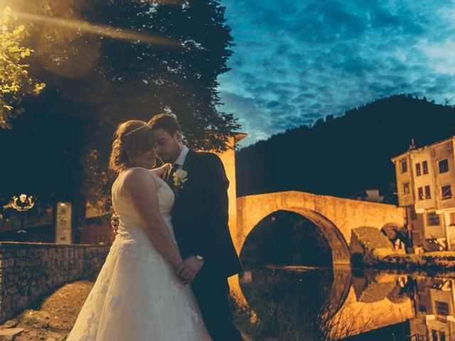 La boda de Jon y Almudena en Balmaseda, Vizcaya 14