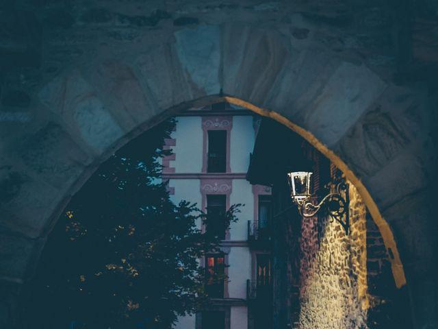 La boda de Jon y Almudena en Balmaseda, Vizcaya 15