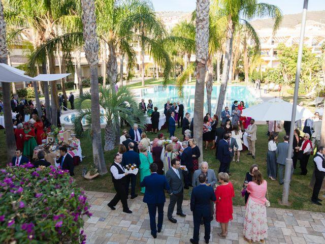 La boda de Fede y Sonia en Almería, Almería 18