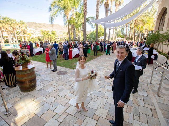 La boda de Fede y Sonia en Almería, Almería 21