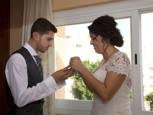La boda de Miguel y Alicia en Adra, Almería 11