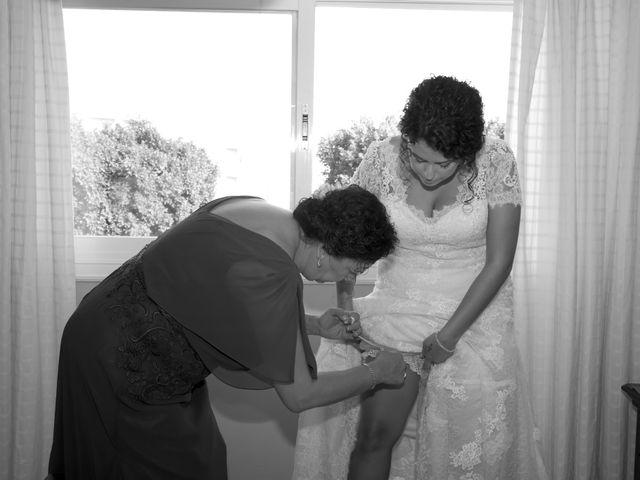 La boda de Miguel y Alicia en Adra, Almería 12