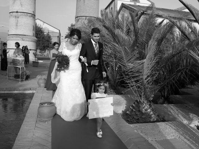 La boda de Miguel y Alicia en Adra, Almería 26