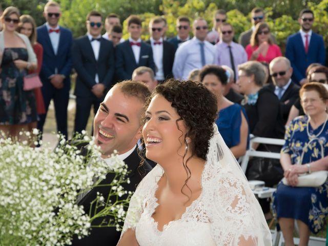 La boda de Alicia y Miguel