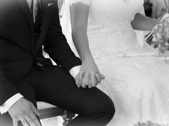 La boda de Miguel y Alicia en Adra, Almería 29