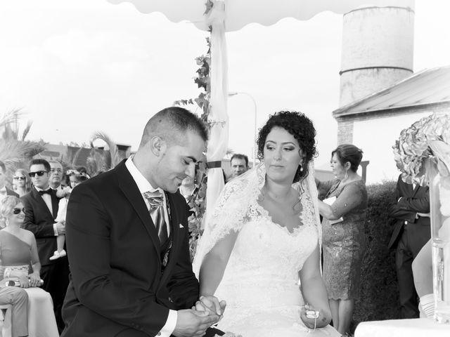 La boda de Miguel y Alicia en Adra, Almería 30