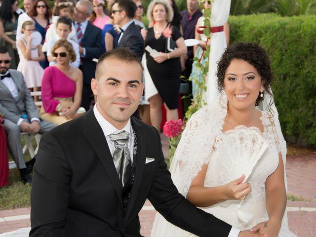 La boda de Miguel y Alicia en Adra, Almería 31
