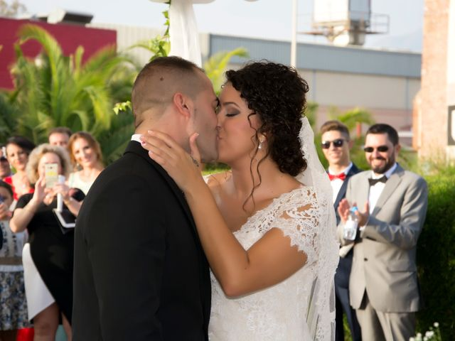 La boda de Miguel y Alicia en Adra, Almería 35