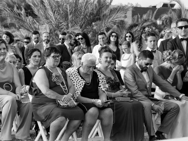 La boda de Miguel y Alicia en Adra, Almería 38