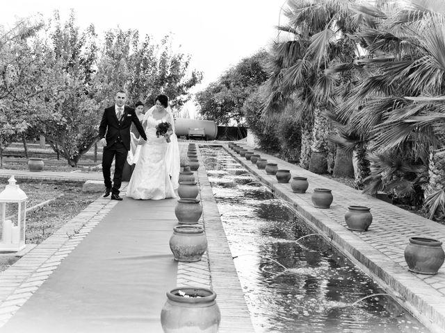 La boda de Miguel y Alicia en Adra, Almería 39