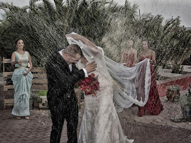 La boda de Miguel y Alicia en Adra, Almería 40