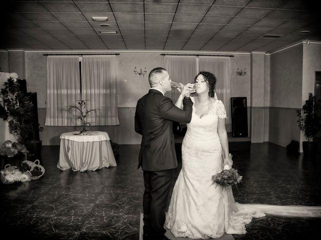 La boda de Miguel y Alicia en Adra, Almería 42