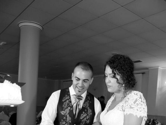 La boda de Miguel y Alicia en Adra, Almería 47