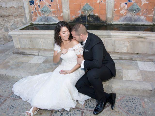 La boda de Miguel y Alicia en Adra, Almería 53