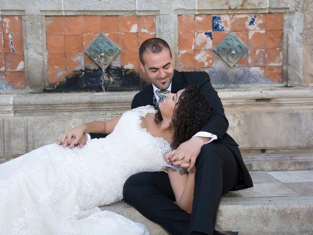 La boda de Miguel y Alicia en Adra, Almería 54