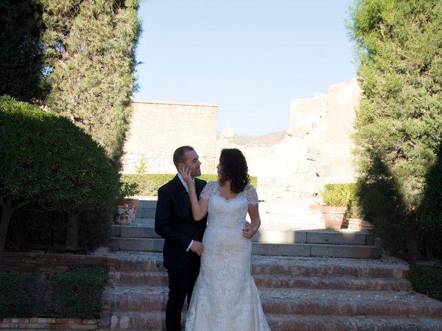 La boda de Miguel y Alicia en Adra, Almería 55