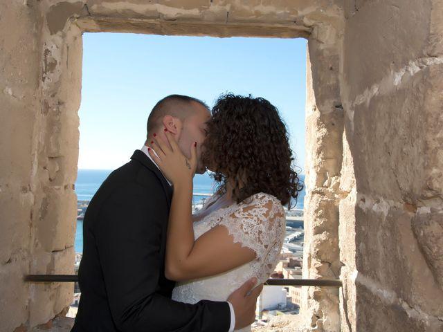La boda de Miguel y Alicia en Adra, Almería 64