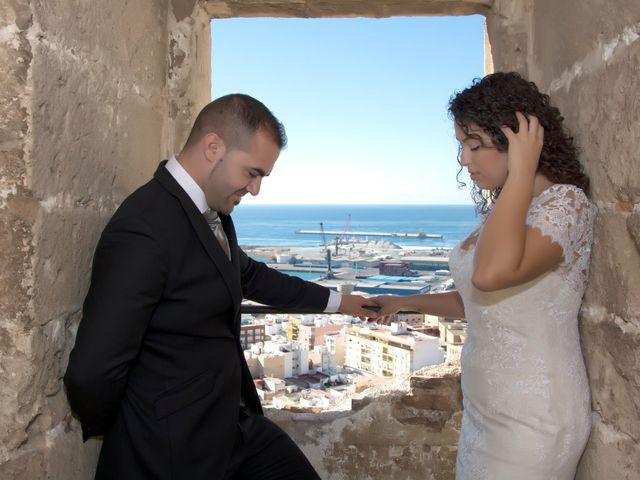 La boda de Miguel y Alicia en Adra, Almería 2