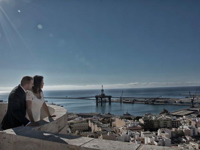 La boda de Miguel y Alicia en Adra, Almería 65