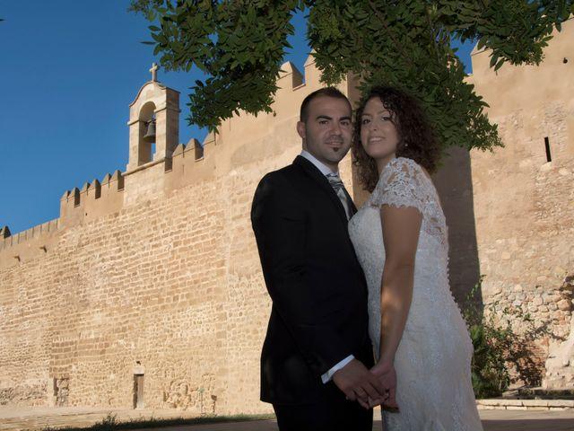 La boda de Miguel y Alicia en Adra, Almería 71