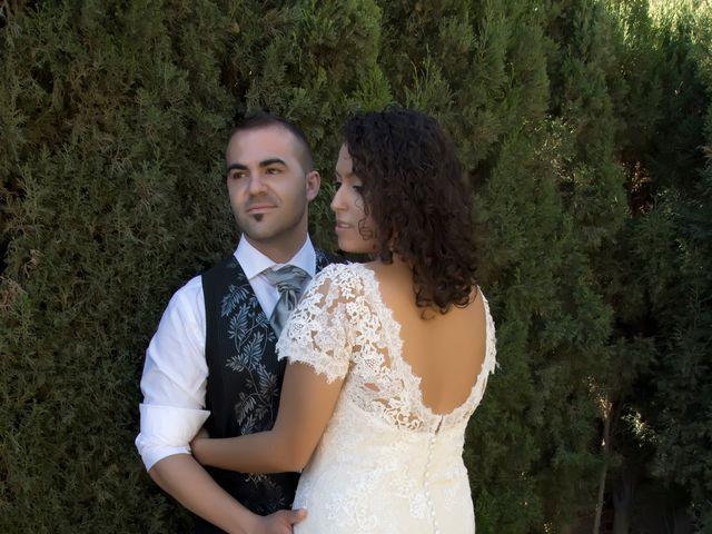 La boda de Miguel y Alicia en Adra, Almería 73
