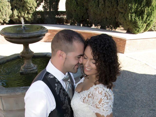 La boda de Miguel y Alicia en Adra, Almería 74