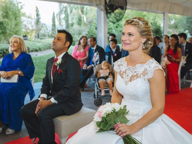 La boda de Angel y Nadia en Madrid, Madrid 16