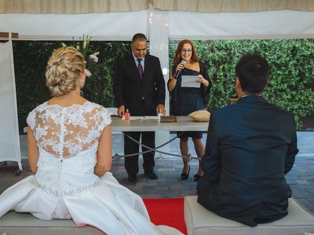 La boda de Angel y Nadia en Madrid, Madrid 17