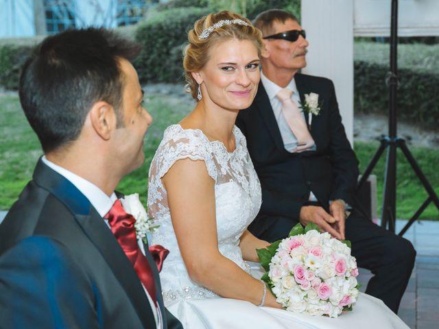 La boda de Angel y Nadia en Madrid, Madrid 18