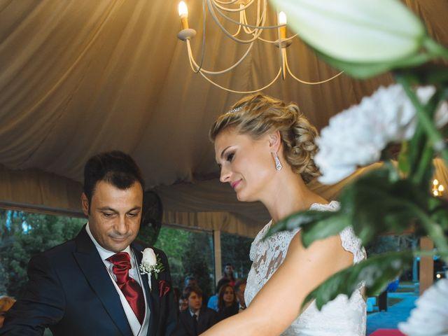 La boda de Angel y Nadia en Madrid, Madrid 24