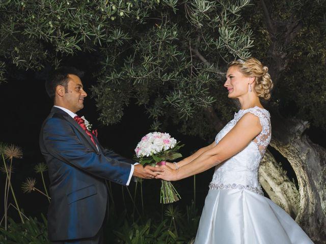 La boda de Angel y Nadia en Madrid, Madrid 28