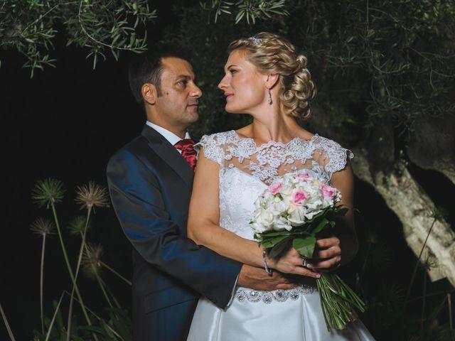 La boda de Nadia y Angel