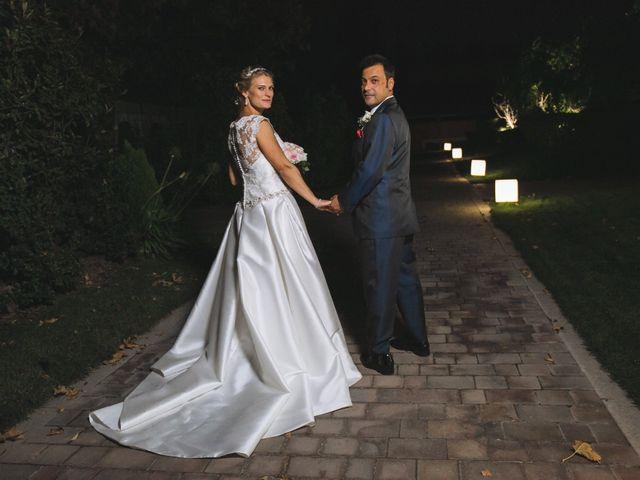 La boda de Angel y Nadia en Madrid, Madrid 30