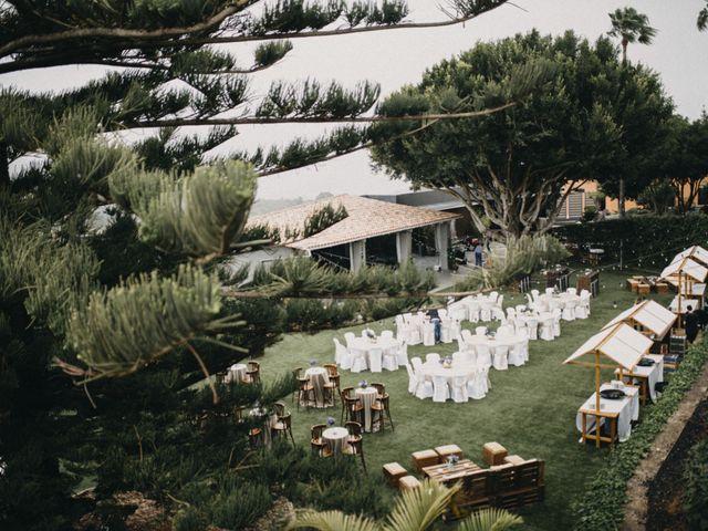 La boda de Carlos y Rita en Arucas, Las Palmas 12