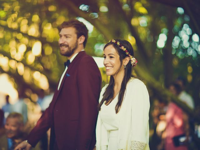 La boda de Marta y Pancho