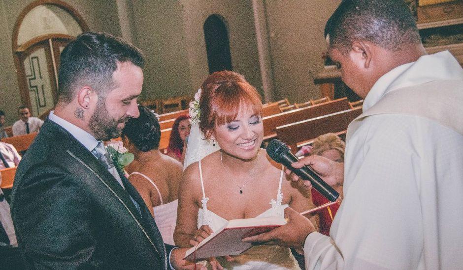 La boda de Cristian y Diana en Elx/elche, Alicante