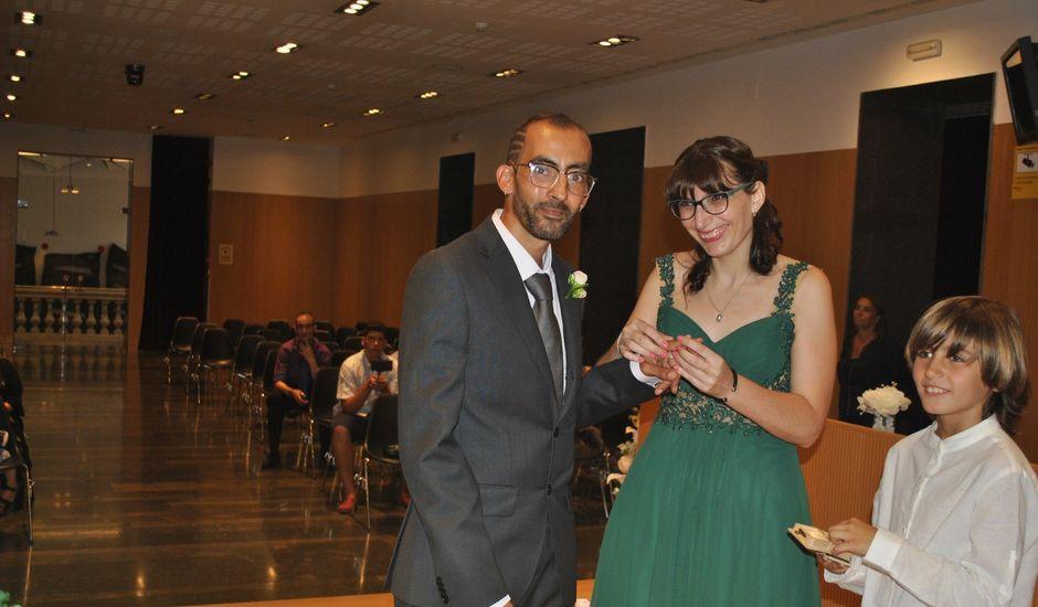 La boda de Antonio y Ana Mari en Barcelona, Barcelona