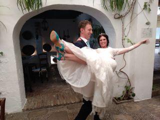 La boda de Héctor  y Maria Ines