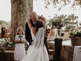 La boda de Berta y Jorge