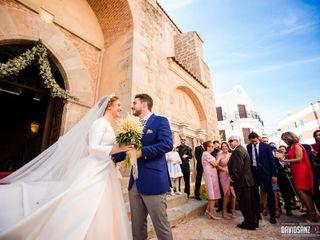 La boda de Paco  y Inés