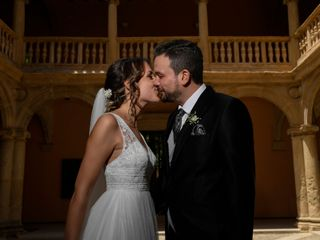 La boda de Leticia y Pascual