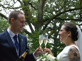 La boda de Sara y Pedro 2