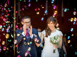 La boda de Cristina y Raúl
